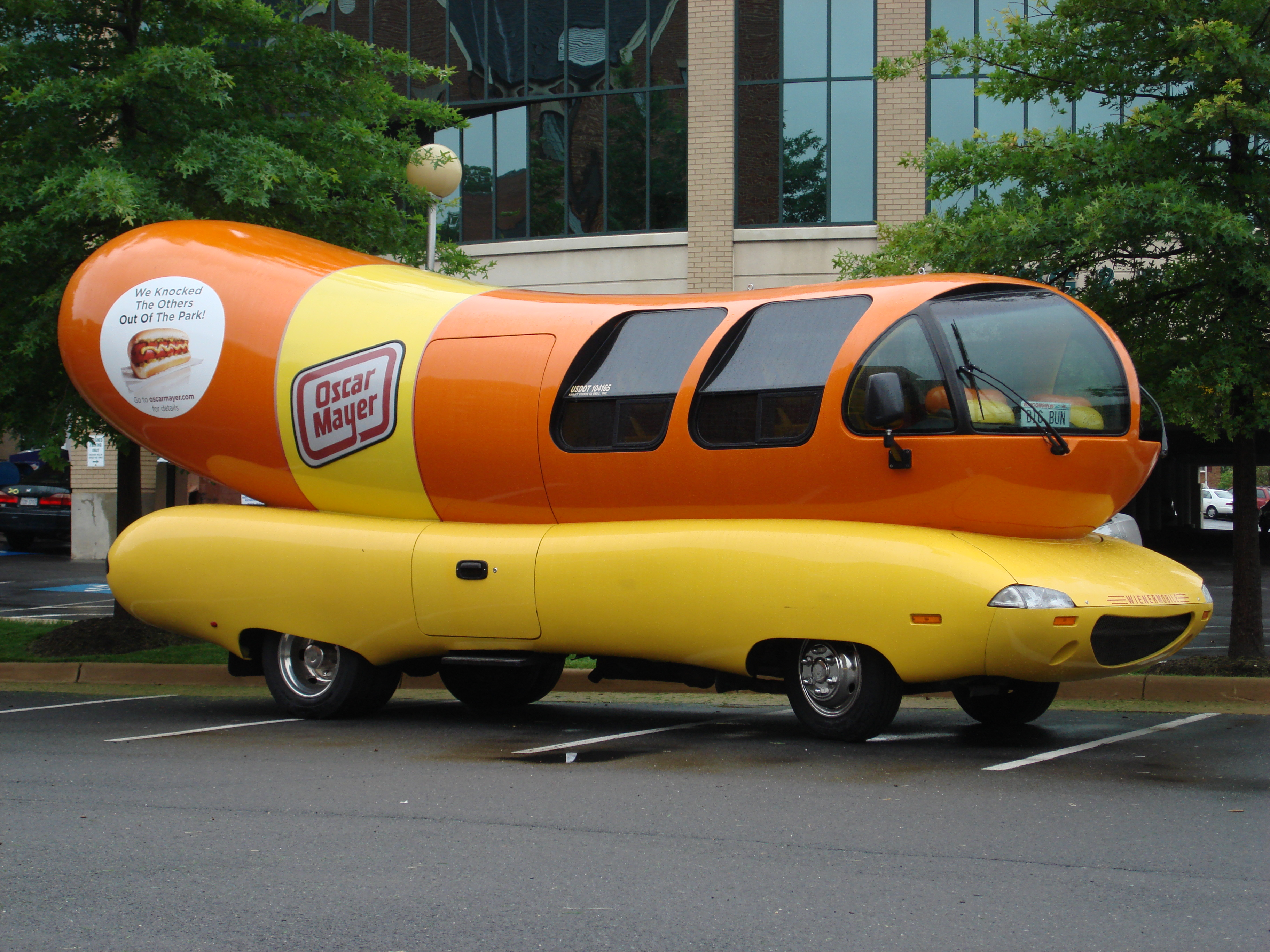 A Dog Gone Shame Oscar Mayer Wienermobile Crashes In The Snow as well Mayer 2Coscar besides Can 20you 20find  20The 201967 20Batmobile  20the 20Oscar 20Mayer 20Weinermobile  20a 20hearst further Wienermobile Facts furthermore Timeline. on oscar wienermobile in the snow